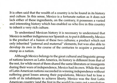 Book-Mexico-History-English-Page1